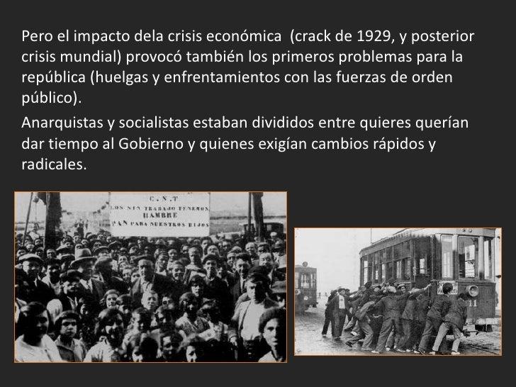 Pero el conflicto que ensombreció elcomienzo de la Segunda República fue elenfrentamiento con los sectores másreaccionario...