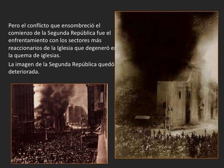 En las elecciones a Cortes Constituyentes de junio de 1931,socialistas y republicanos de izquierda obtuvieron la mayoría. ...
