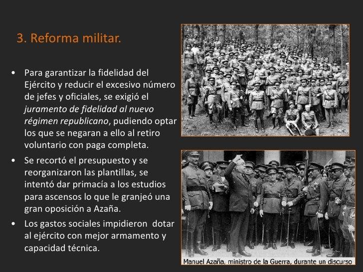 La oposición al gobierno vino de la mano de:• José María Gil Robles, fundador de la CEDA  (Confederación Española de Derec...