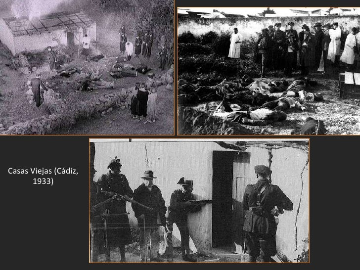 Primera etapa del Bienio conservador                            (o radical-cedista), 1933-1936. En las elecciones de novie...