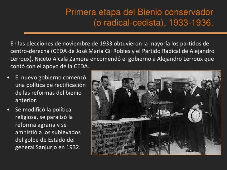 En Cataluña, la huelga tuvo un carácterindependentista.La noche del 6 de octubre Lluis Companys, proclamó el EstatCatalá d...
