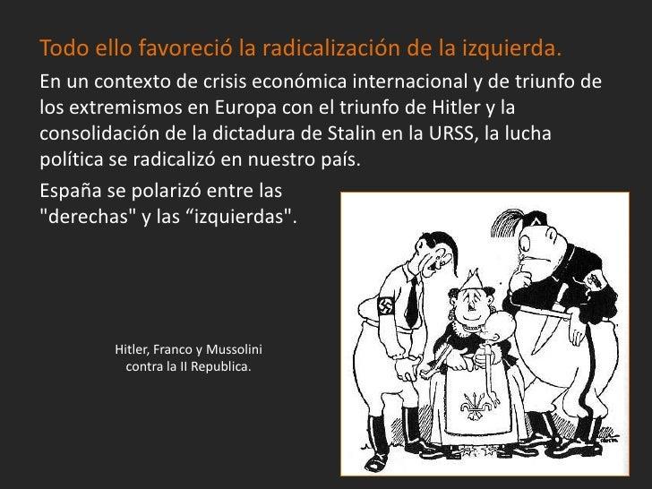 Lo peor ocurrió en Asturias.Aquí la huelga general triunfó y degeneró en una verdadera revolución socialorganizada por soc...