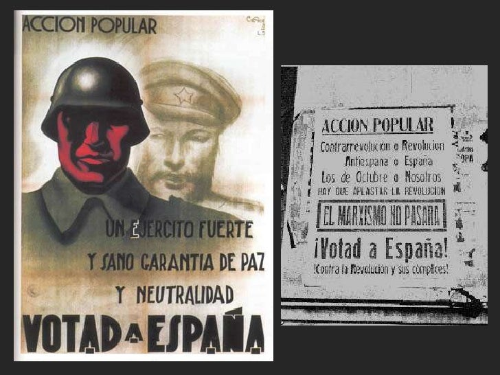 2. La Segunda República: el bienio radical-cedista.La Revolución de 1934. Las elecciones de 1936 y el Frente Popular.