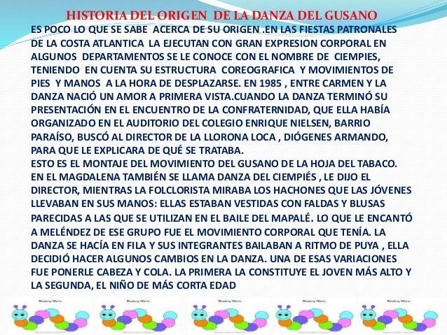 Danza Del Gusano