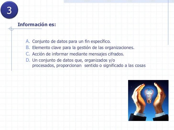 Diagnóstico de conocimientos 20 preguntas Slide 3