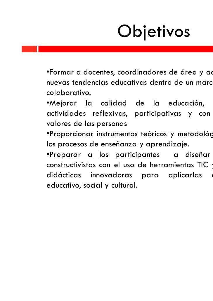 Temario constructivismo Slide 2