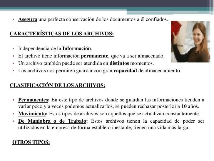 T cnicas de archivo 2011 for Definicion de mobiliario