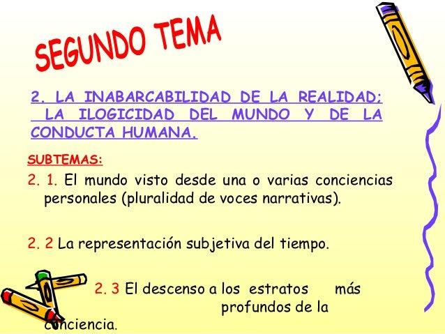 Temas y rasgos propios de la literatura contempor nea for Definicion de contemporanea