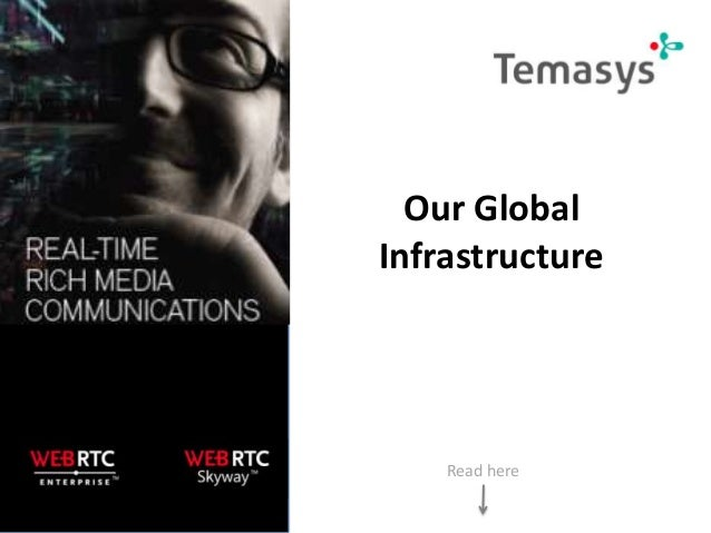 Our Global Infrastructure  Read here