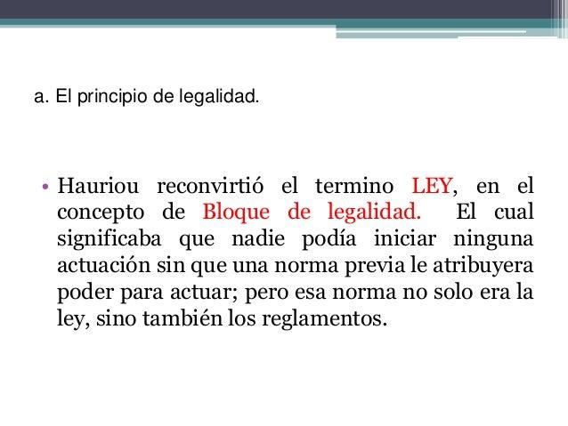 juridicos actos los legalidad de
