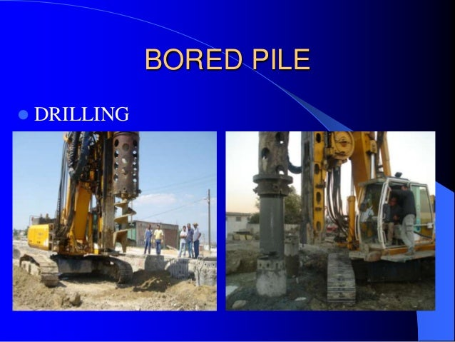 Temeltas Bored Piling 25 06