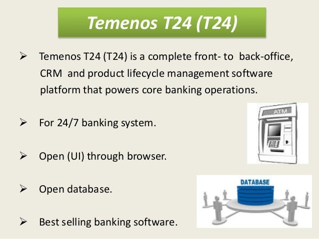 T24 trading system