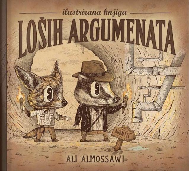 ilustrirana knjiga loših argumenata