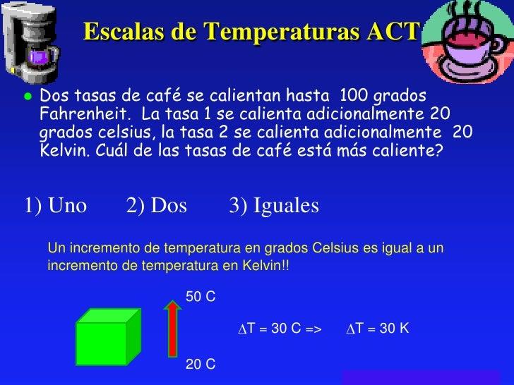 Termometria Y Dilatacion Fisica Conceptual Espol