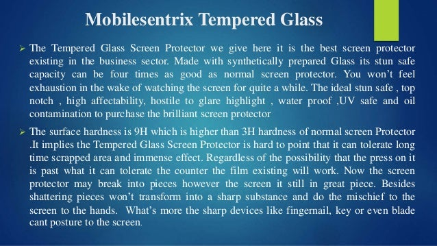  The back of the screen protector has a solid adhesive. Its applying is simple and just require a little exertion. Everyb...