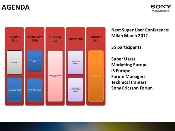 Tempero Sony Super-Users