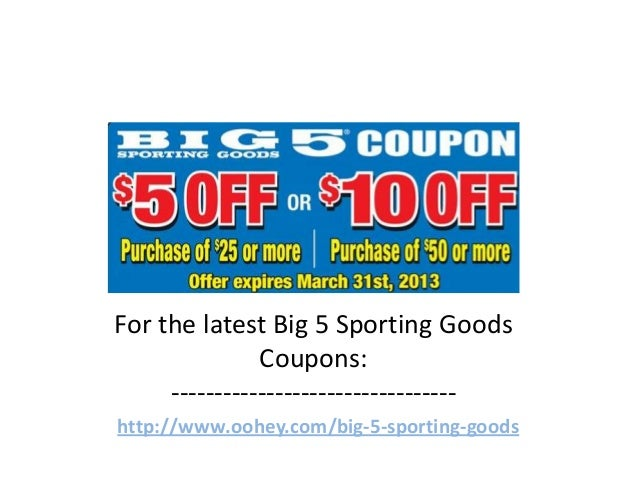 photo about Big 5 Coupons Printable named Substantial 5 wearing merchandise coupon / Normal lavender vital oil