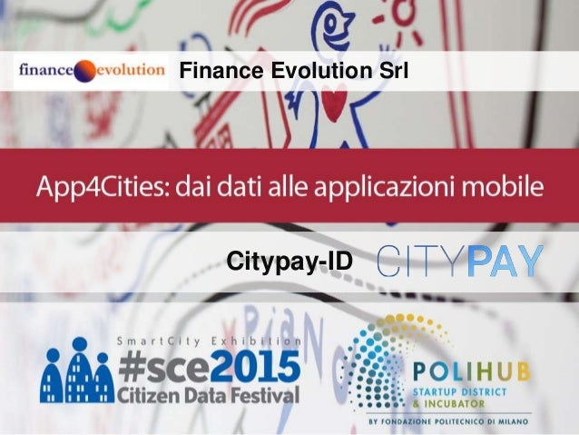 Finance Evolution Srl Citypay-ID