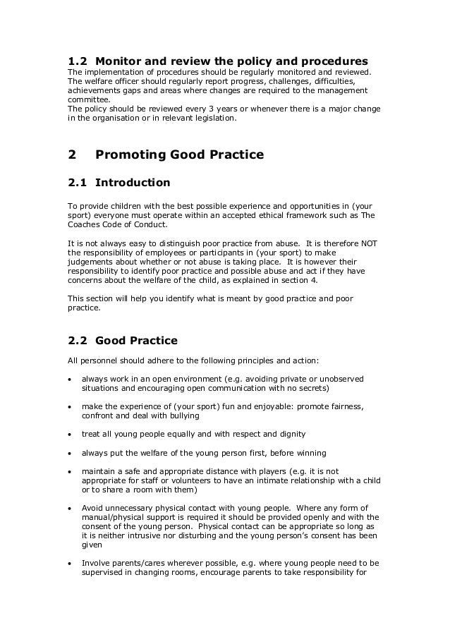 services a guide to policy child protection investigator cover letter