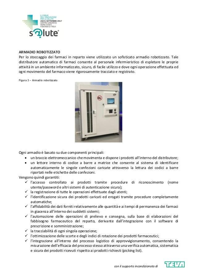 Armadio Farmaceutico Informatizzato.Template Doc Premio Salute2017 Logos V2