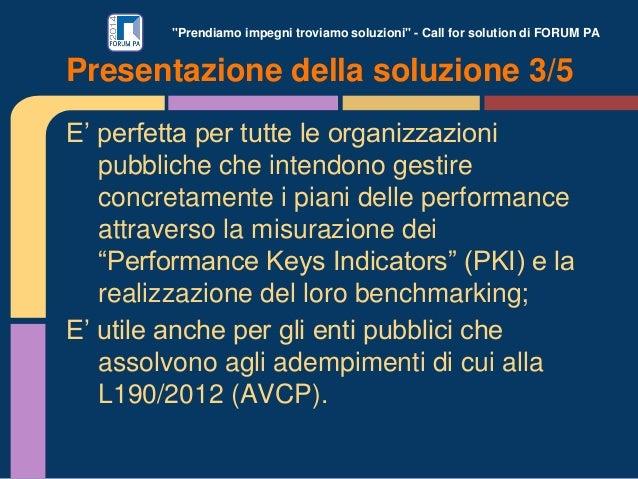 """""""Prendiamo impegni troviamo soluzioni"""" - Call for solution di FORUM PA E' perfetta per tutte le organizzazioni pubbliche c..."""