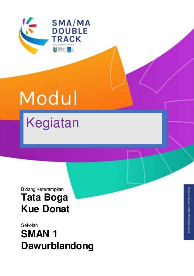 Template Modul Training