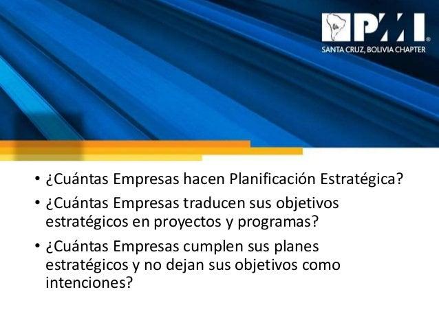 Gestion de proyectos versus alta direccion pmi pulse of for Cuantas empresas hay en europa