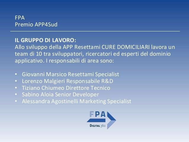 APP Resettami Cure Domiciliari Slide 3