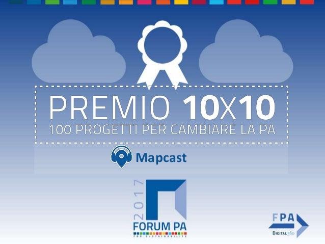 Mapcast