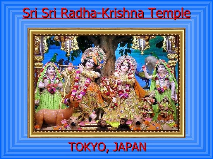 Sri Sri Radha-Krishna Temple TOKYO, JAPAN