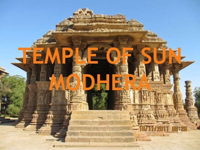 Image result for Sun Temple at Modhera