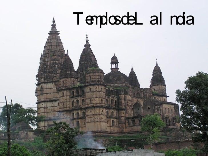 Templos de La India