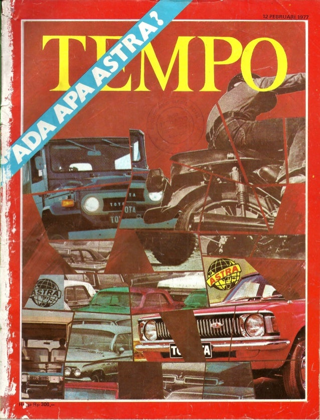 Majalah Tempo, 12 Pebruari 1977 (UFO)