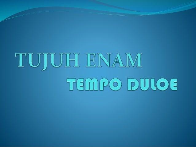 Tempo76