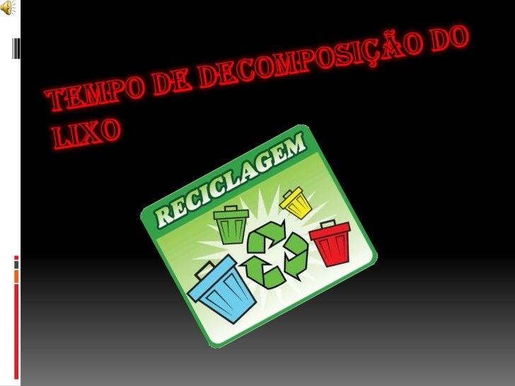 1: O que é lixo orgânico?Dêexemplos R:lixo orgânico são restos de alimentos, frutas,  todos os produtos não industrializa...