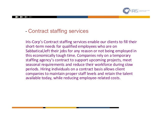 Temporary Staffing The Upcoming Hiring Strategy For Indian Companies