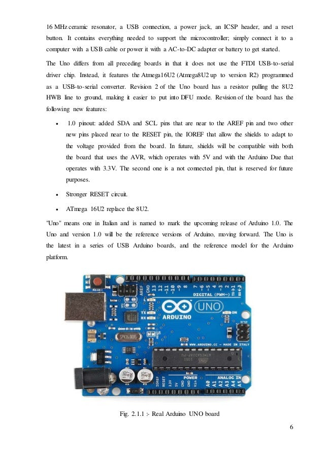 Temperature monitoring and controling using arduino
