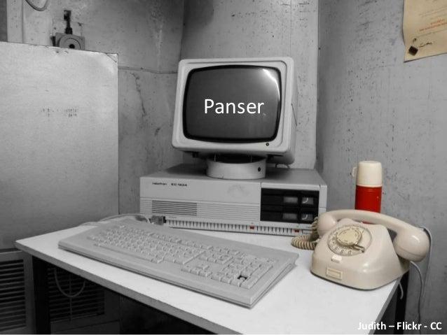 Un écosystème technologique Mam'zelle Kaelle – Engrenage – CC Flickr