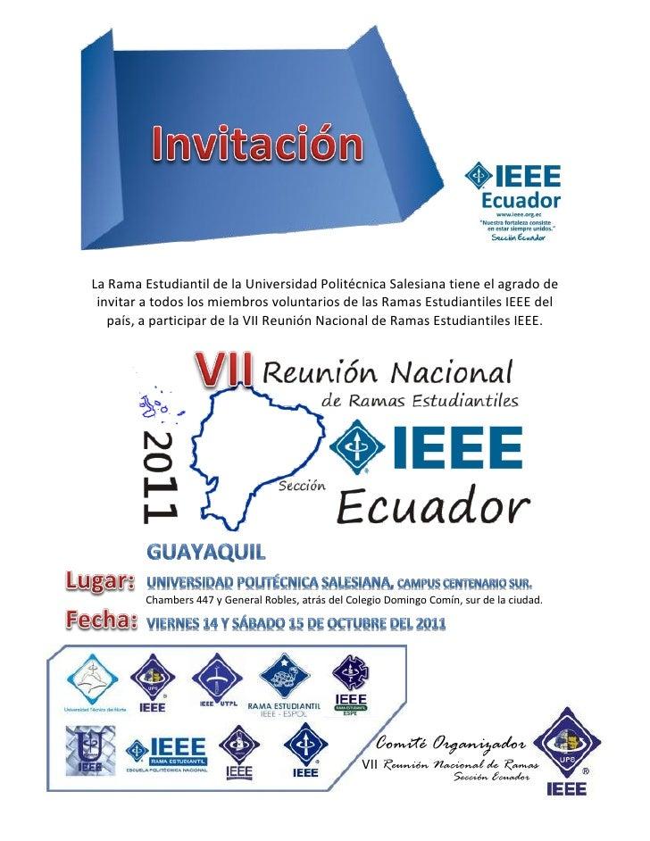 """INSTITUTO DE INGENIEROS ELÉCTRICOS Y ELECTRÓNICOS, IEEE.             """"La más grande asociación profesional dedicada al ava..."""