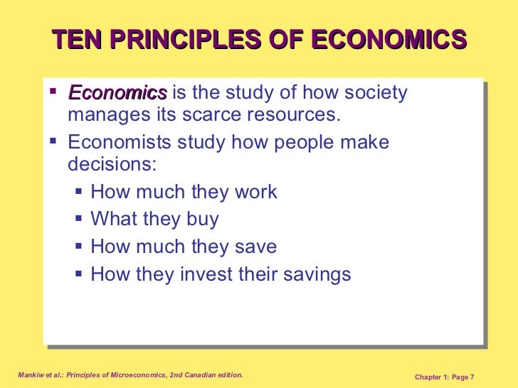 discuss which principles of economics directly relate to your purchasing decision of a new house Instant access to millions of study resources, course notes, test prep, 24/7 homework help, tutors, and more learn, teach, and study with course hero master your.