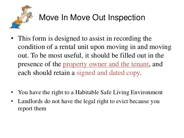 how to ask tenant to move out
