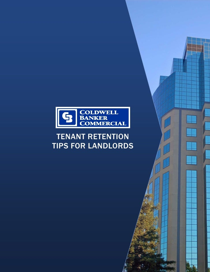 TENANT RETENTION     TIPS FOR LANDLORDS