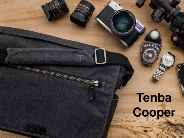 Tenba Cooper