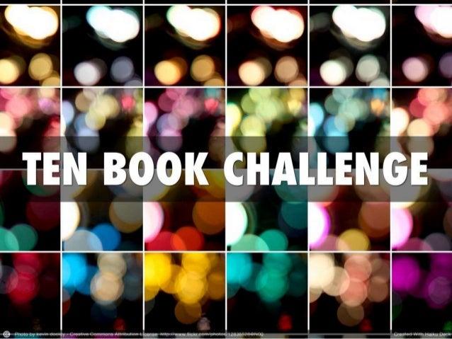 Ten Book Challenge