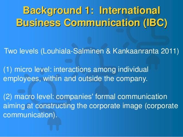 global international business context Mark scheme (results) january 2014 international a level business studies (wbs04/01) unit 4: business in a global context.