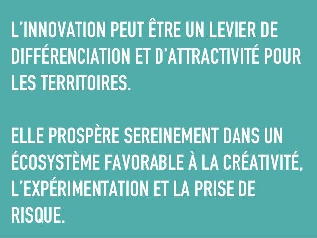 Presentation Cahier De Tendances Tourisme Et Innovation Outremer