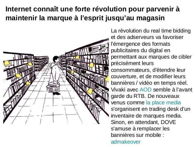 La révolution du real time biddinget des adserveurs va favoriserl'émergence des formatspublicitaires du digital enpermetta...