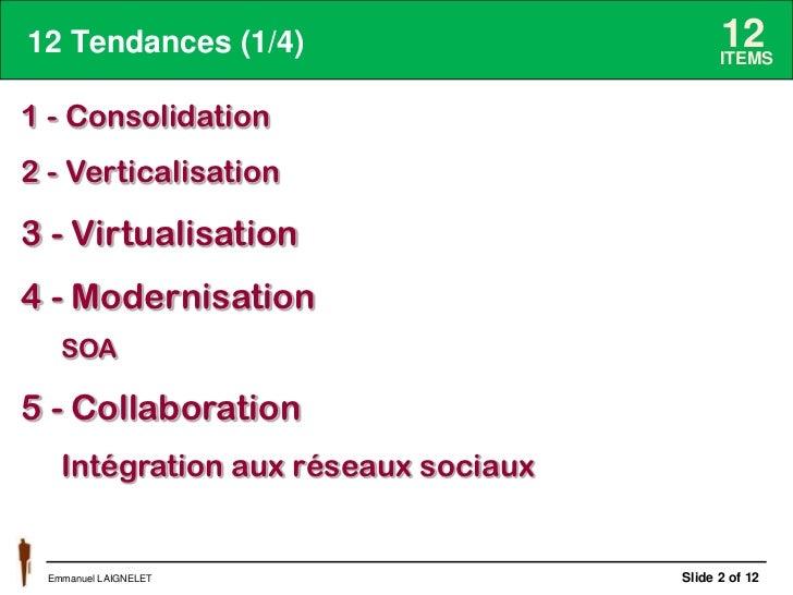 Tendances de l'ERP pour 2014 Slide 2