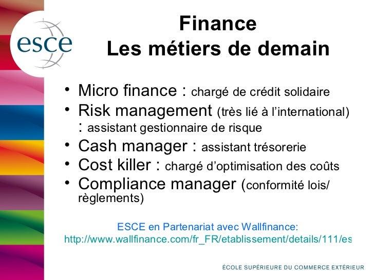 Tendances m tiers et secteurs 2012 - Gestionnaire back office banque ...