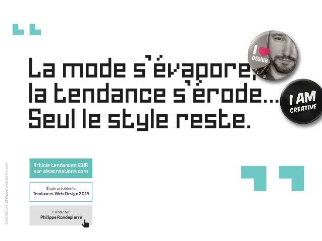 Tendances Web Design 2017/2018 Slide 2